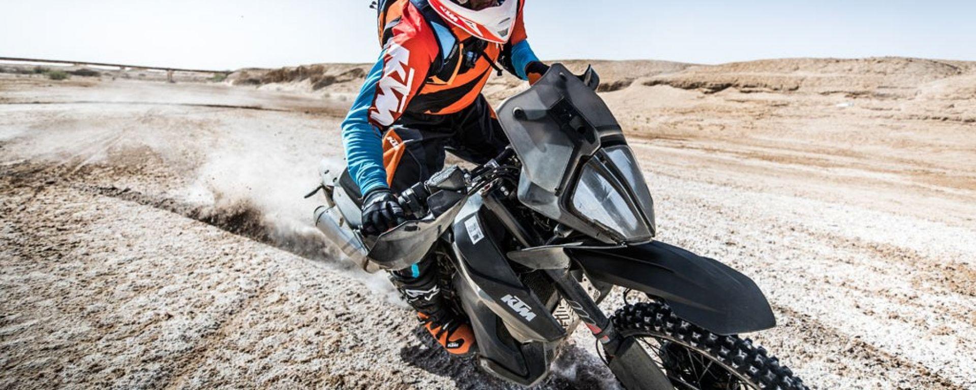 KTM: ecco quanto costano le nuove 790 Adventure