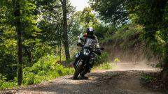KTM 790 Adventure: facile e divertente