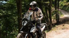 KTM 790 Adventure: il motore scalda un po'