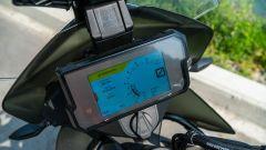 KTM 790 Adventure: la strumentazione digitale