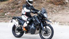 KTM 790 Adventure R, questa è la versione più simile al prototipo