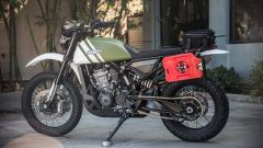KTM 790 Adventure: una special classic by Roland Sands (video) - Immagine: 1