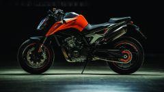 KTM 790 Duke: a Eicma 2017 diventa realtà