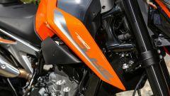 KTM 790 Duke: The Scalpel alla prova su strada - Immagine: 19