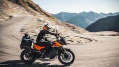 KTM 890 Adventure 2021: la versione touring della nuova enduro media