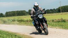 KTM 890 Adventure in fuoristrada
