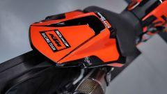 KTM 890 Duke Tech 3: il codino della moto con livrea da MotoGP