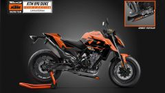 KTM 890 Duke: come la RC16 MotoGP Tech 3 di Danilo Petrucci