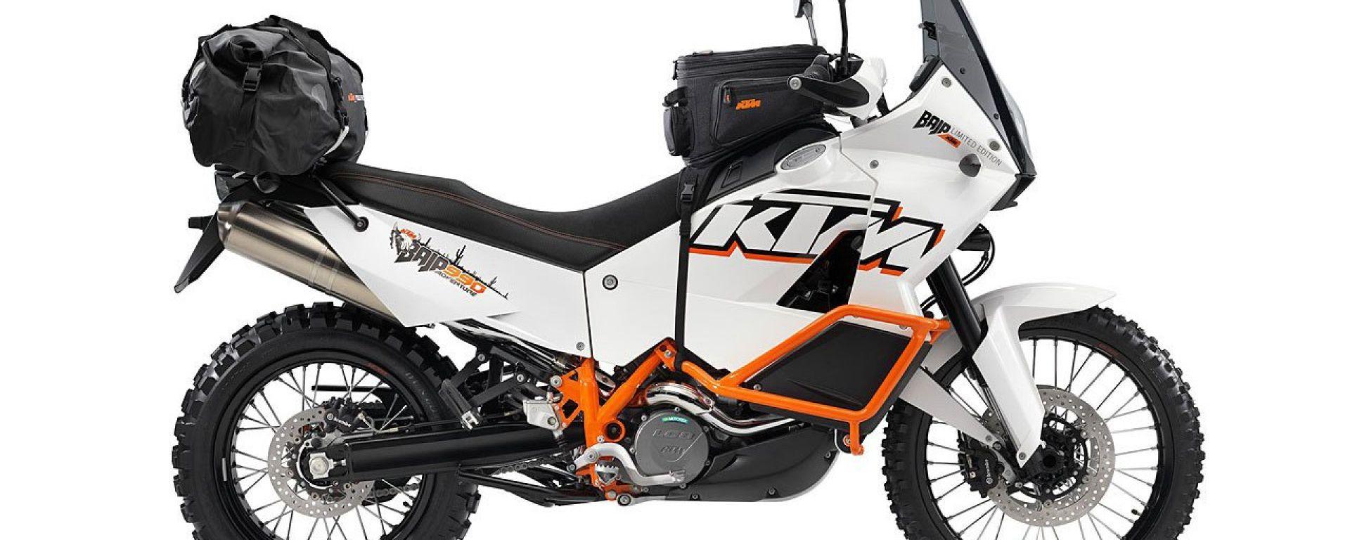KTM 990 Adventure Baja