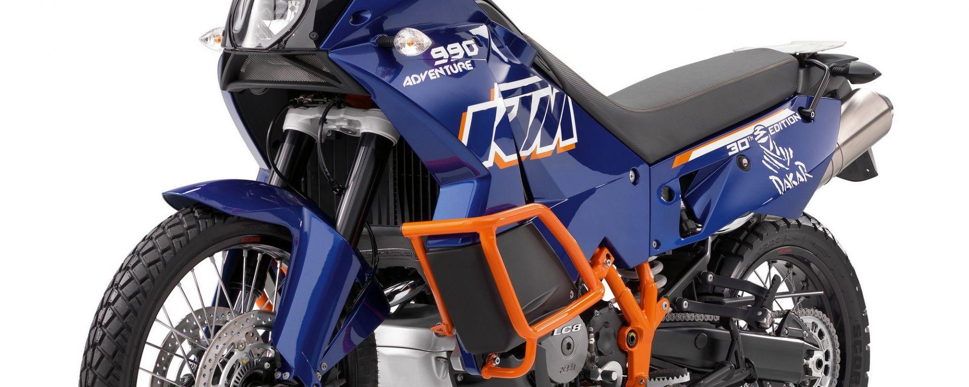 KTM 990 Adventure Dakar 30th Edition