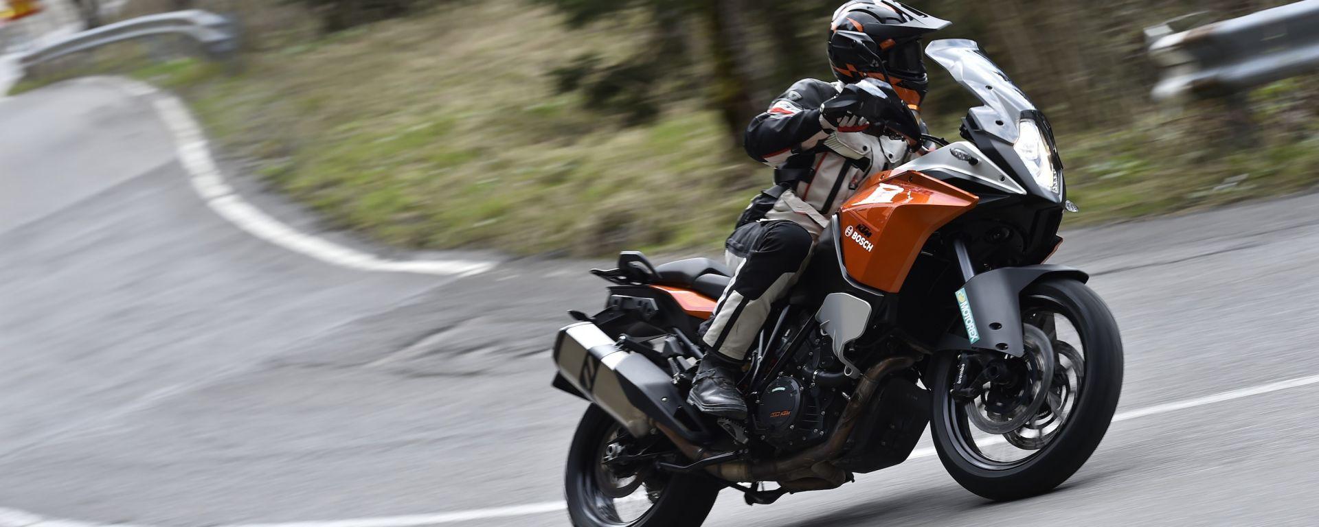 KTM: le quattro sfumature della gamma Adventure