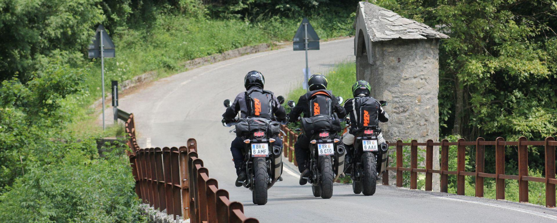 KTM alla Gran Fondo NonStop24