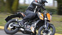 KTM Duke 125 - Immagine: 11