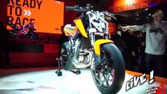 KTM Duke 790 Prototype