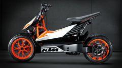 KTM E-Speed: il concept diventerà uno scooter elettrico nel 2021?