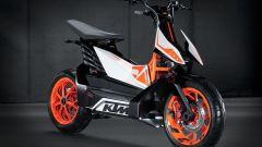 KTM E-Speed, il concept elettrico del 2013
