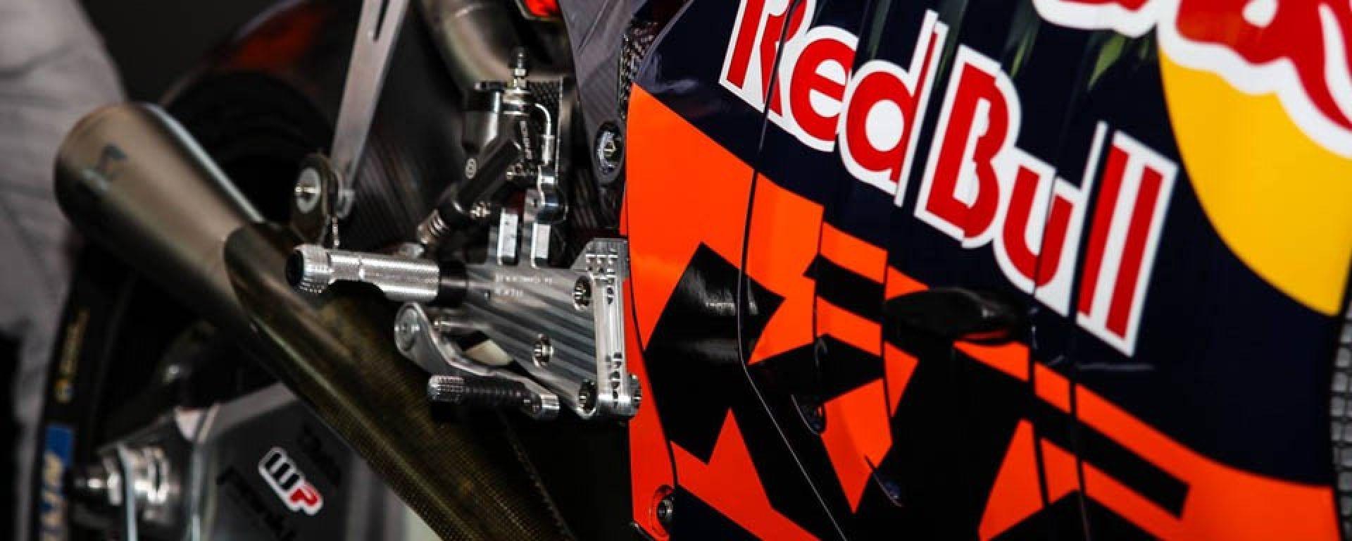 KTM e Tech 3 dal 2019