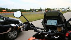 KTM: più sicure con cruise control e rilevatore dell'angolo cieco