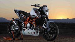 KTM: la 690 Duke Trofeo in pista a Cartagena - Immagine: 4