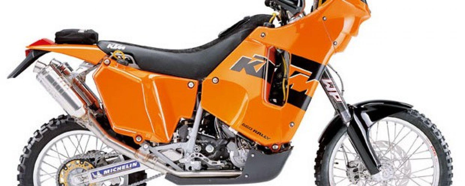 KTM LC4 Adventure R