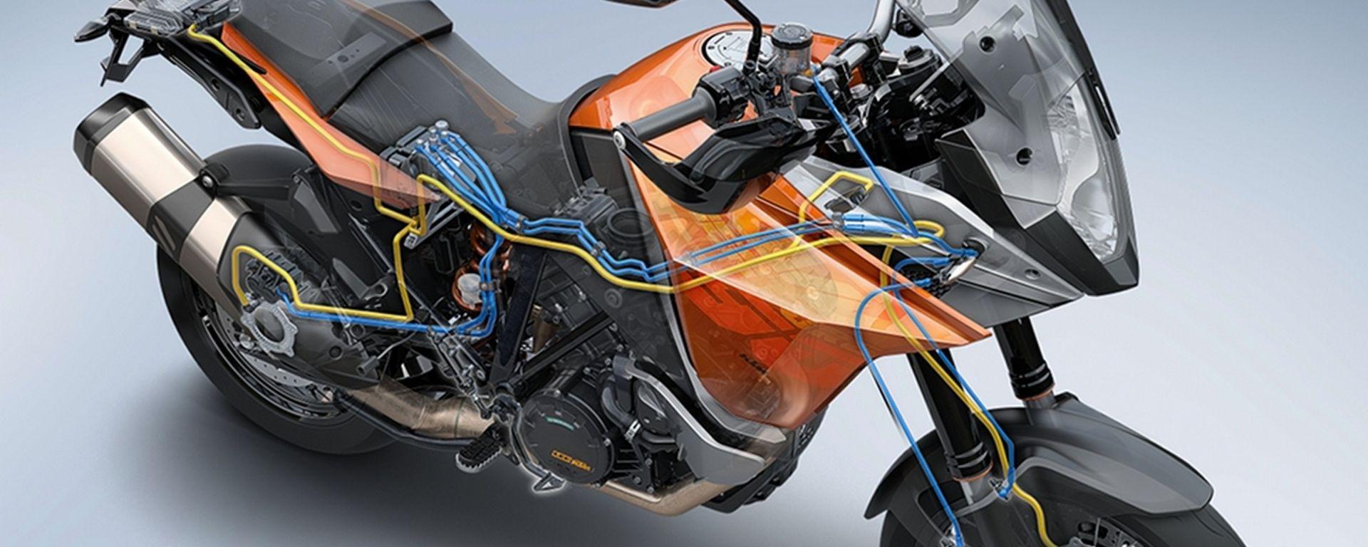 KTM Moto Stability Control