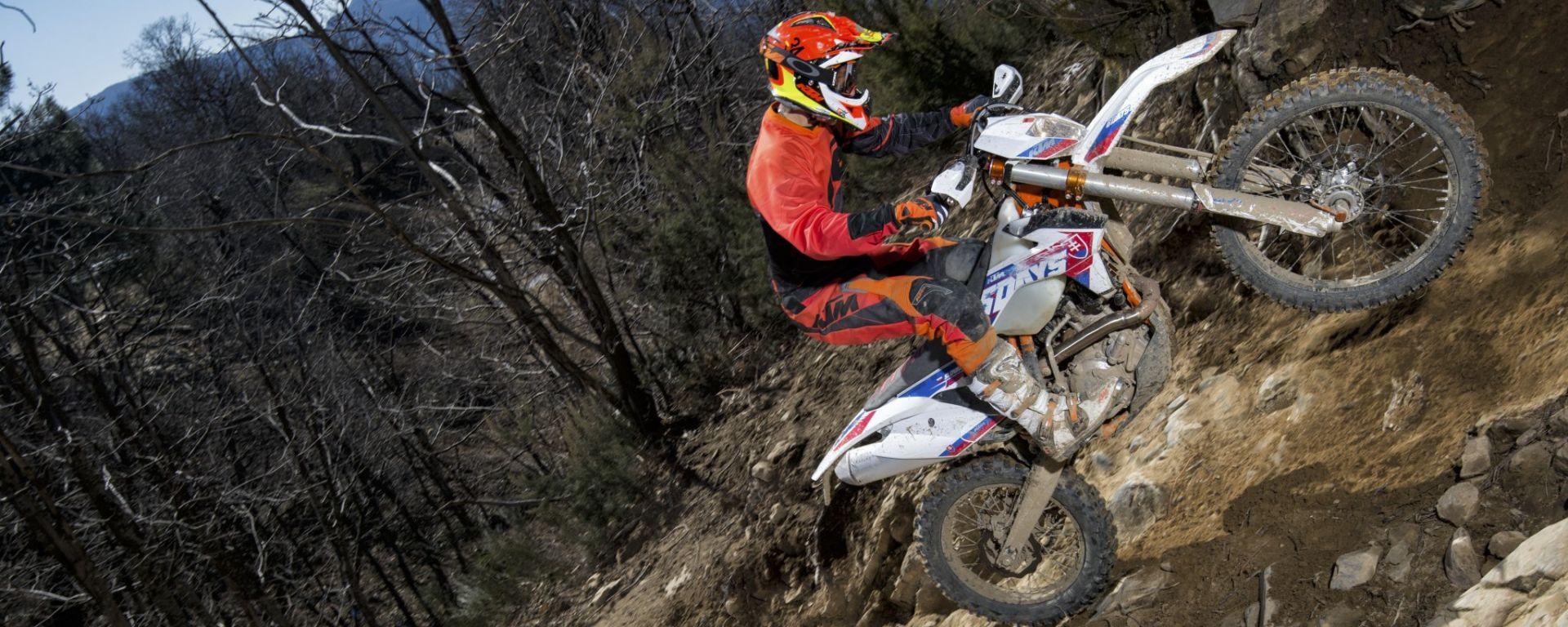 KTM Muddy Winter