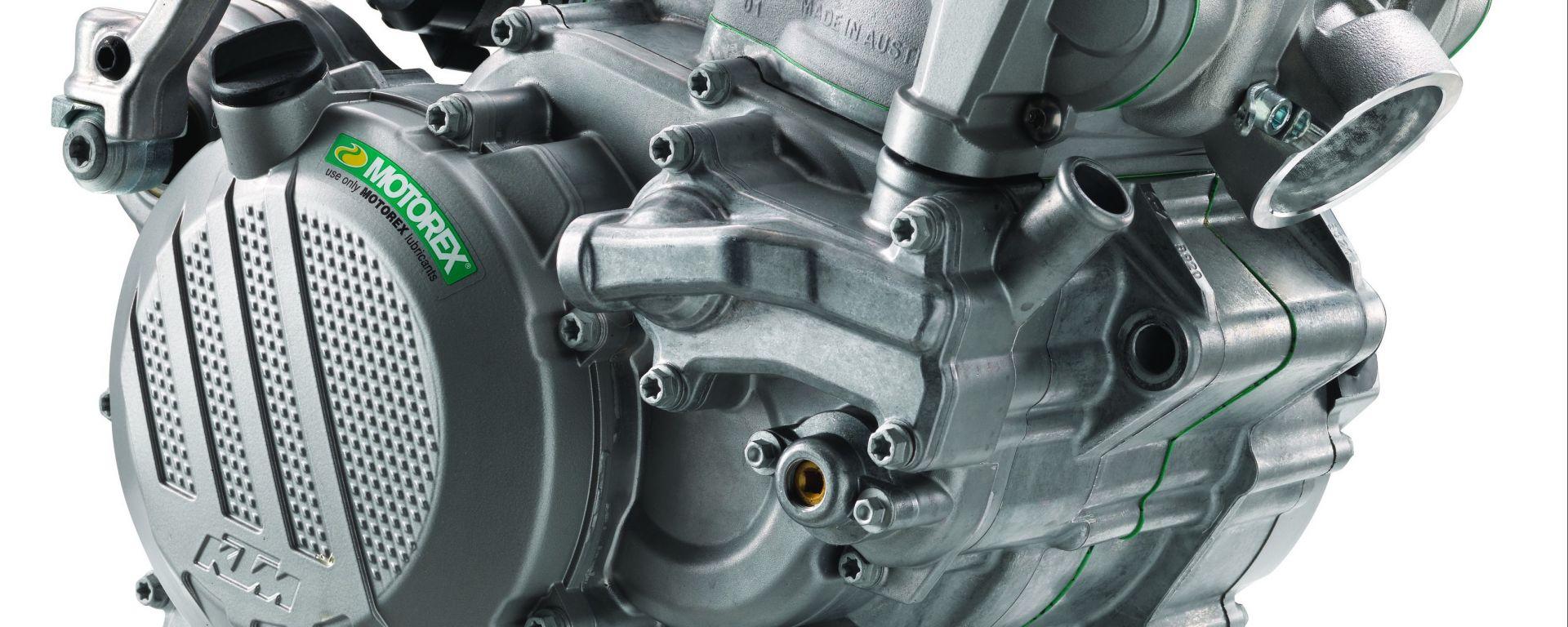 KTM: nuovo motore 2T con iniezione elettronica TPI