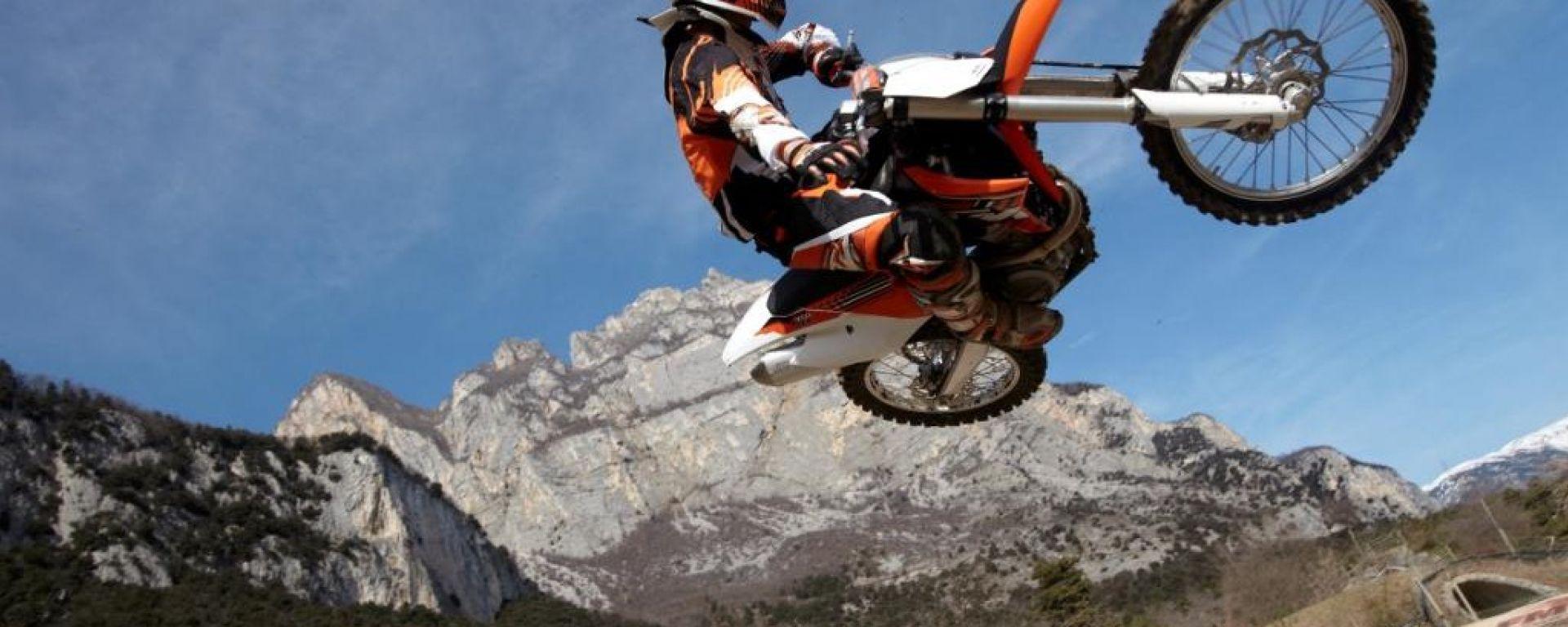 KTM offroad Test Days 2011