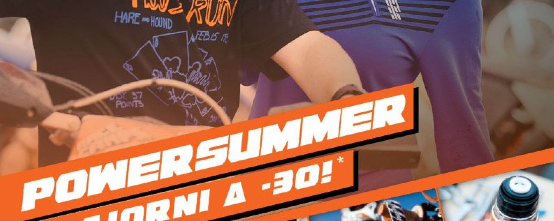 KTM: Power Summer, 30 giorni a -30