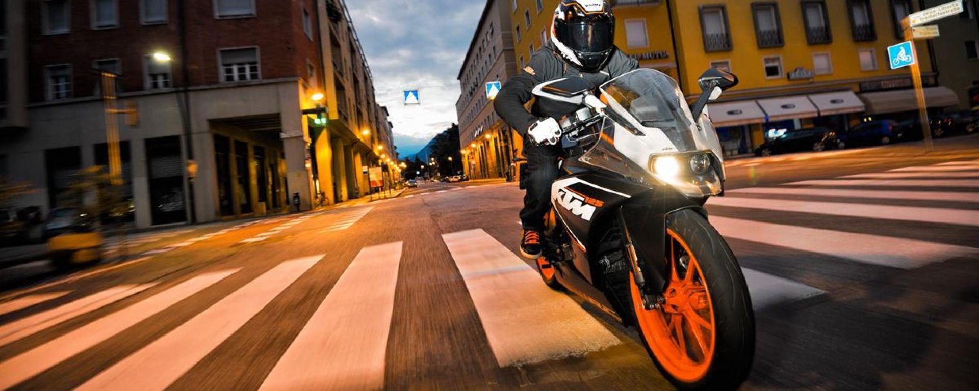 KTM RC 125: sconti fino a 1.500 euro