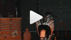 KTM RC 390 2022: dopo le foto finite in rete il video teaser