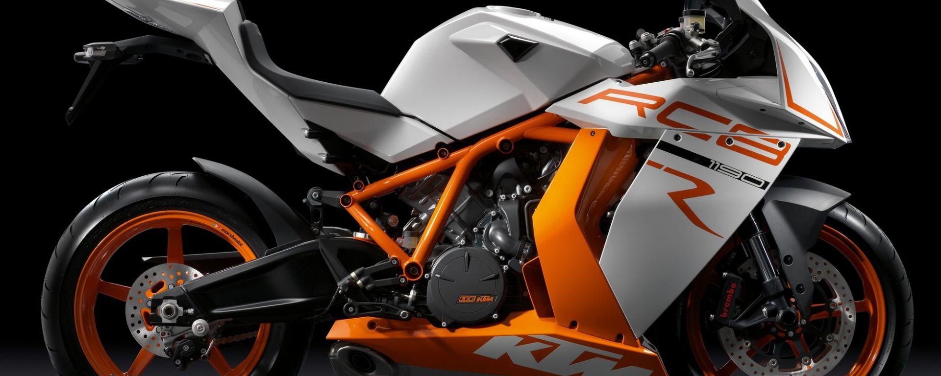 KTM RC8 R 2011