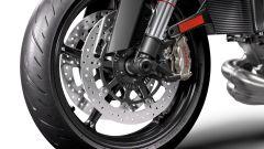 KTM Super Duke 1290 R 2020, forcella anteriore da 48 mm