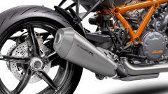 KTM Super Duke 1290 R 2020, il mono ammortizzatore posteriore