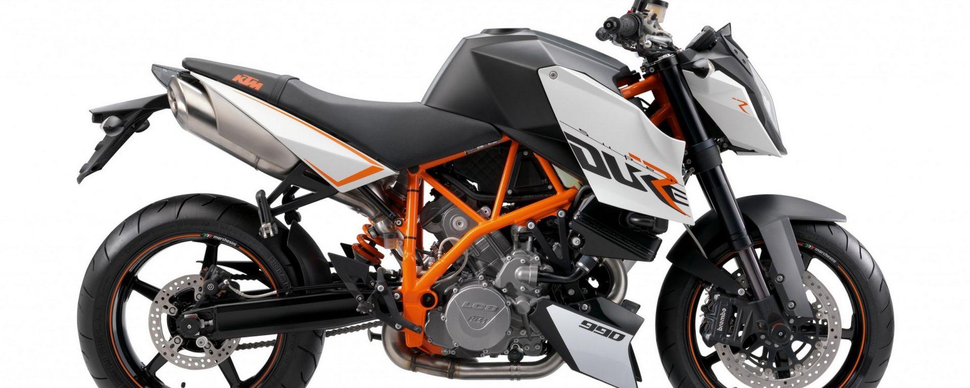 KTM Super Duke R 2012