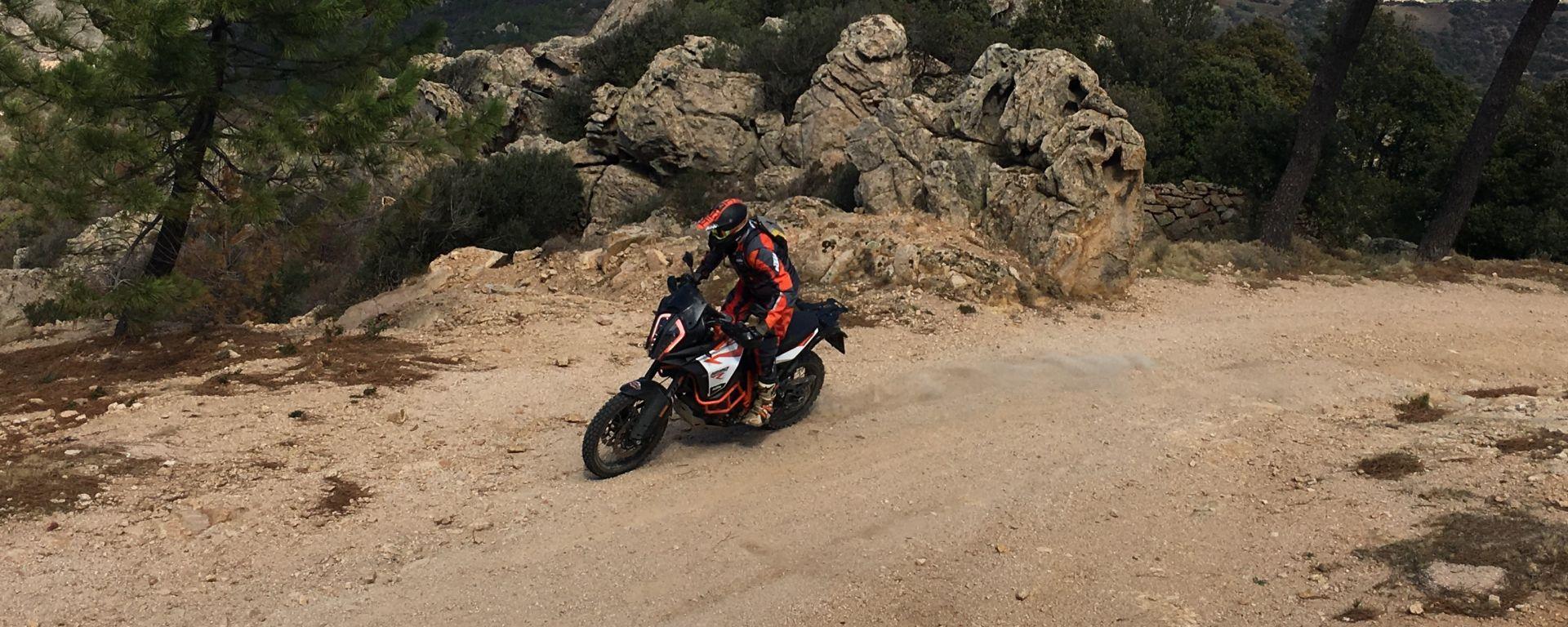 KTM: torna l'Adventure Rally, l'edizione 2018 sarà in Sardegna