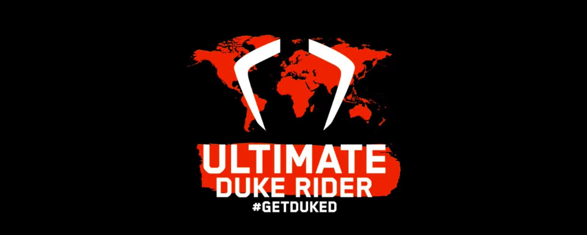 KTM cerca il prossimo Ultimate Duke Rider... e puoi essere tu!
