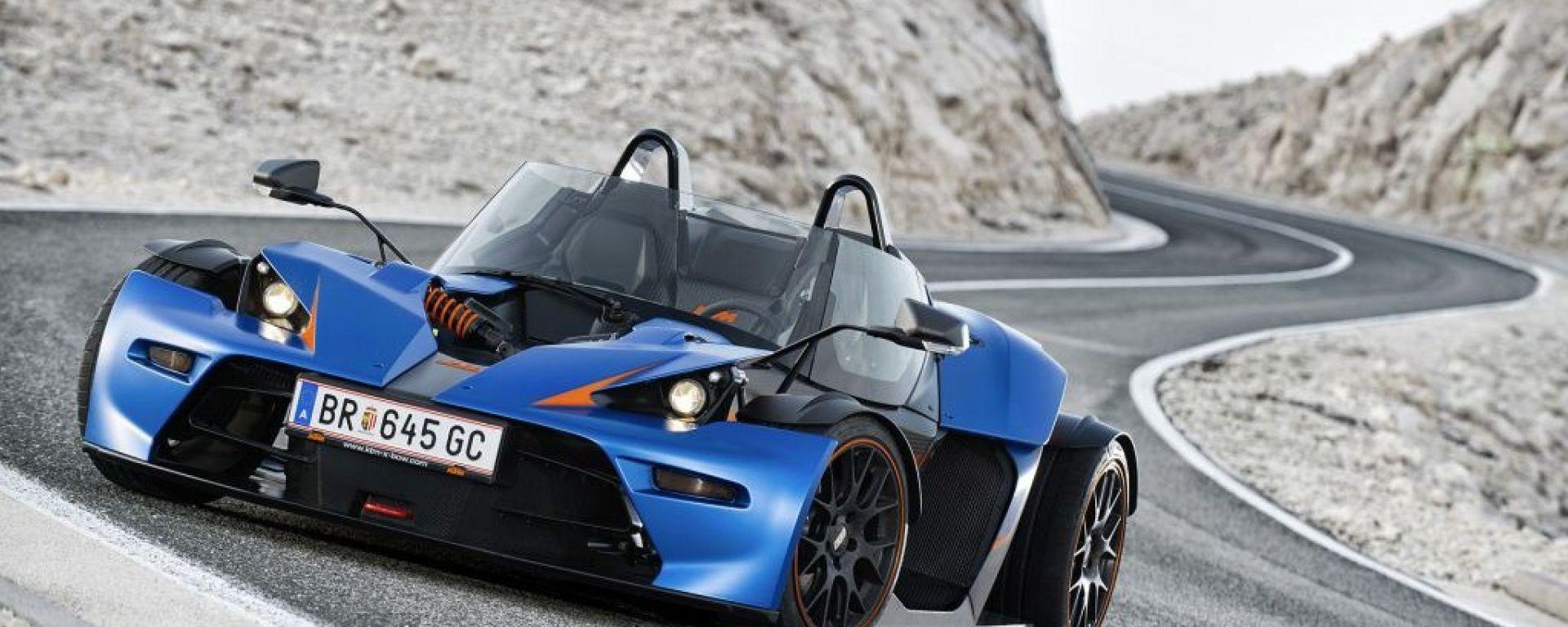 KTM X-Bow GT 2013