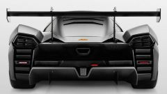 KTM X-Bow GTX: posteriore