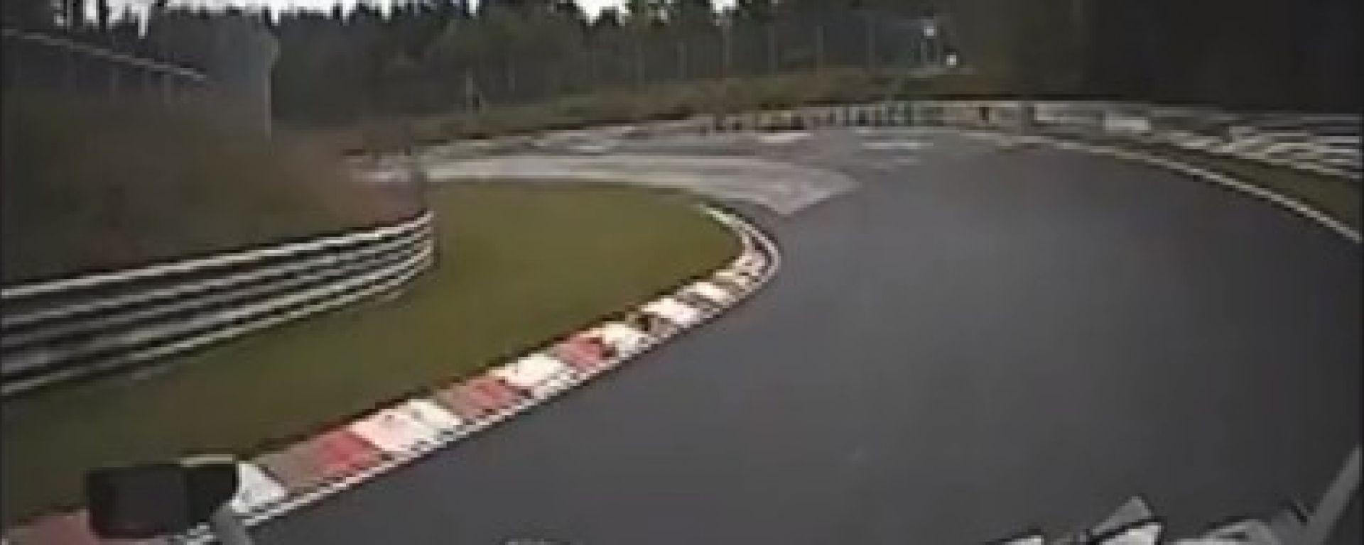 KTM X-Bow RR, gira al Nürburgring in 7'25''