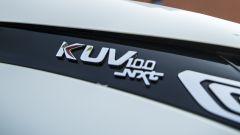 KUV100 NXT 2019, il logo