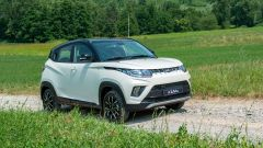 KUV100 NXT 2019, ok anche in offroad