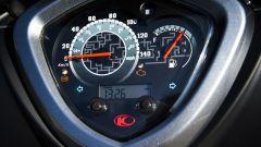 Kymco Agility 150i R16+ ABS 2017, orologio digitale