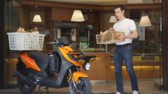 Kymco Agility 50 Carry - Immagine: 2