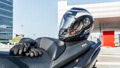 Sym Maxsym TL VS Kymco AK 550: sfida al re dei maxi scooter sportivi - Immagine: 28