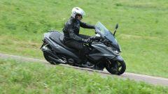 Kymco AK550: Il primo scooter premium di Taiwan - Immagine: 1