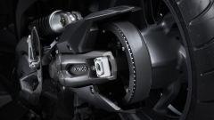 Kymco AK550: la cinghia di trasmissione