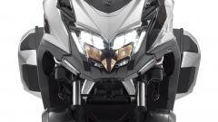 Kymco CV3 2020: visuale anteriore
