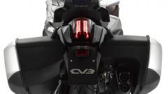 Kymco CV3 2020: visuale posteriore