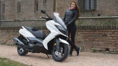 Kymco Downtown 350i ABS 2017 Euro 4
